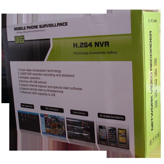 DVR-IP8