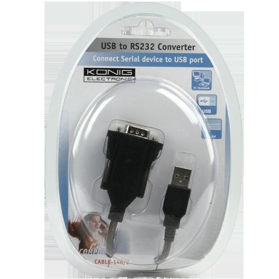 USB na RS232