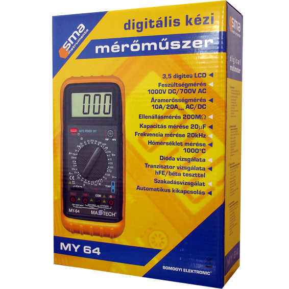 Instrument mjerni, digitalni