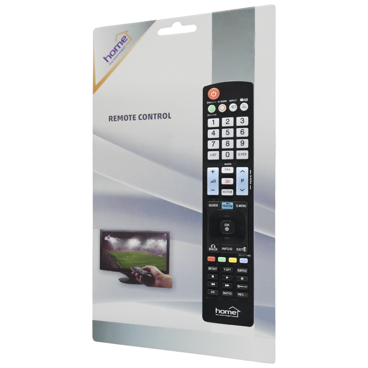 Daljinski upravljač za LG Smart TV prijemnike