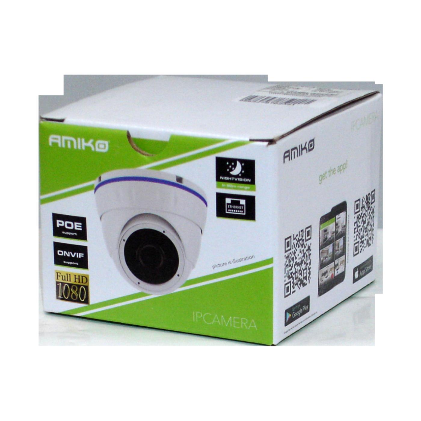Kamera IP 2 MP, 1/2.9