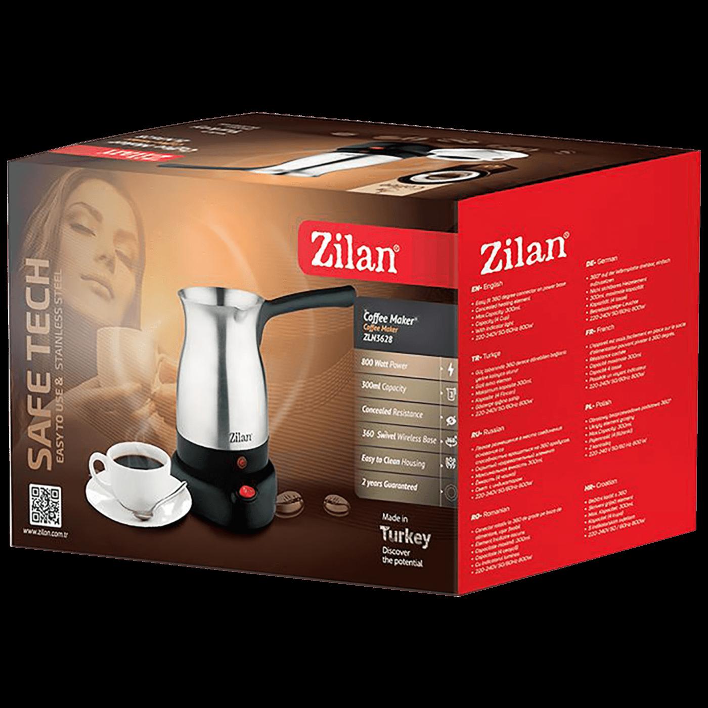 Kuhalo za kafu, 800W, 0,3 lit., INOX