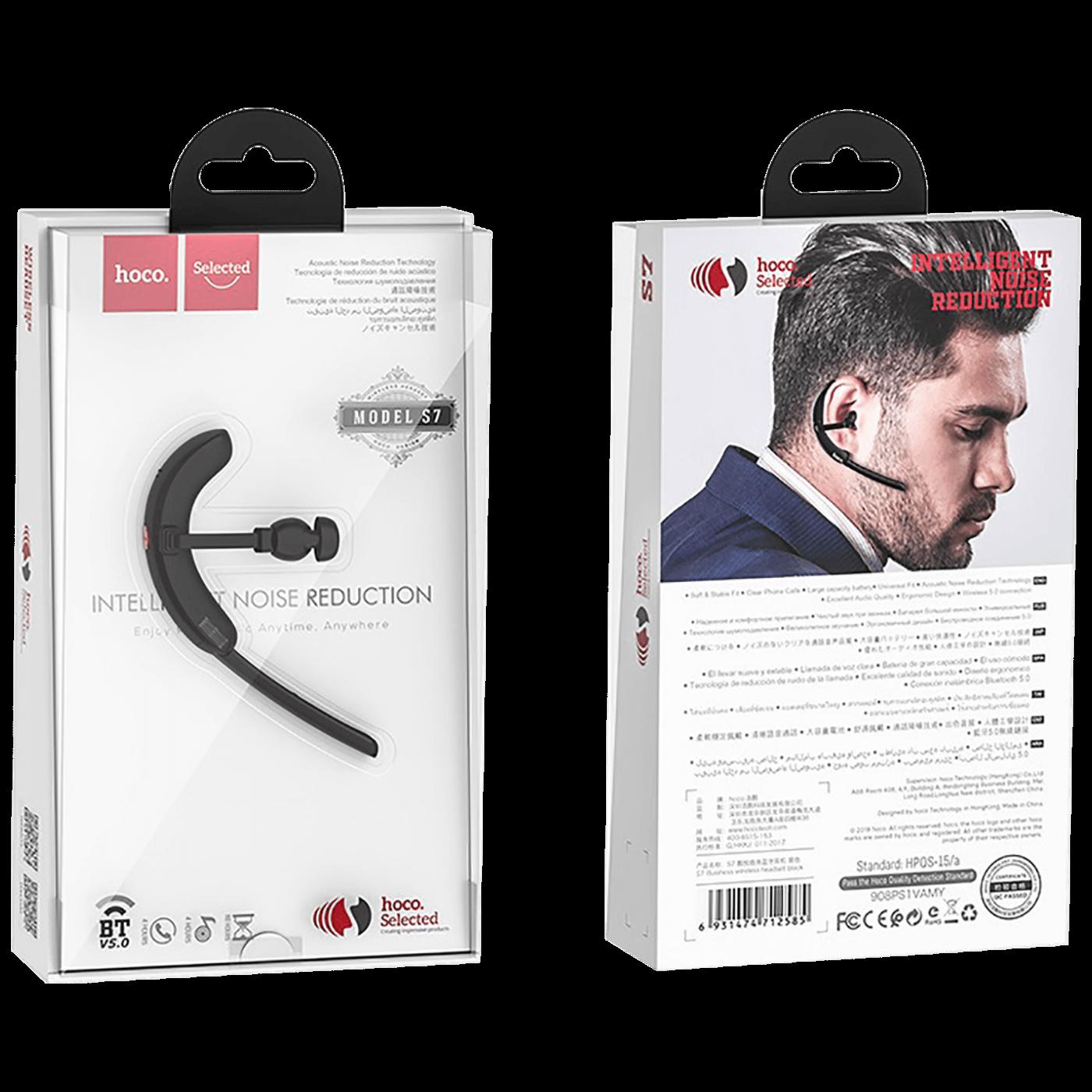 Slušalica bežična sa mikrofonom, Bluetooth, 50 mAh, 4 h