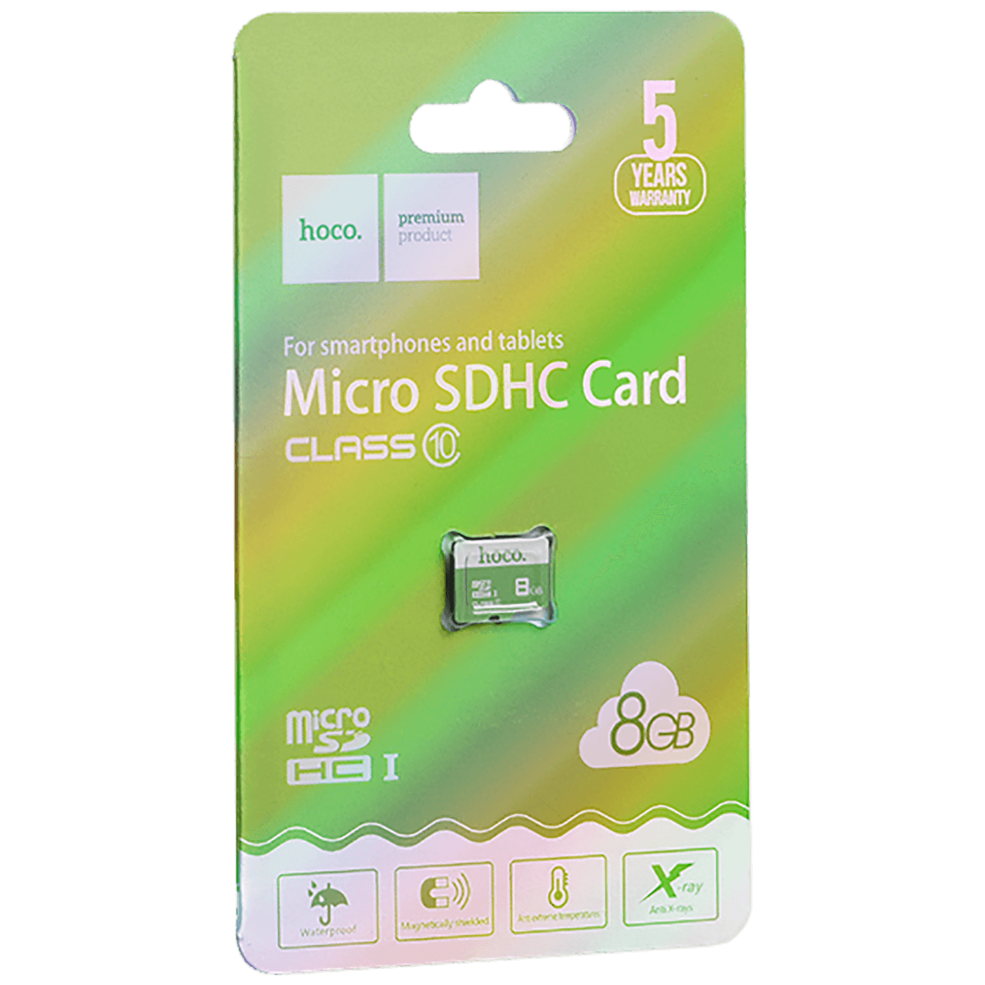 MicroSD 8GB Class10 (85799)