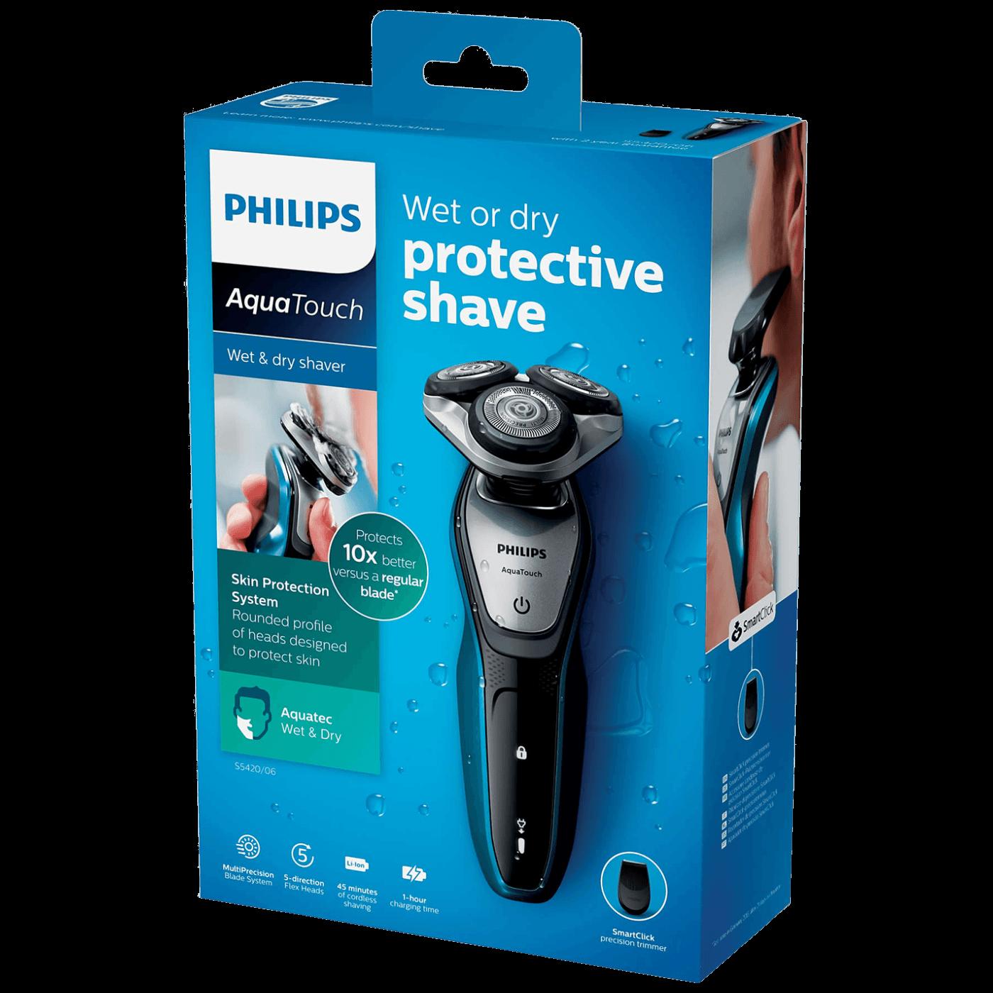 Aparat za suho i mokro brijanje,  Aqua Touch