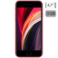 Apple - iPhone SE 64GB Red