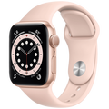 Apple - Watch Series 6 GPS 44mm Gold