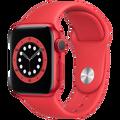 Apple - Watch Series 6 GPS 44mm Red