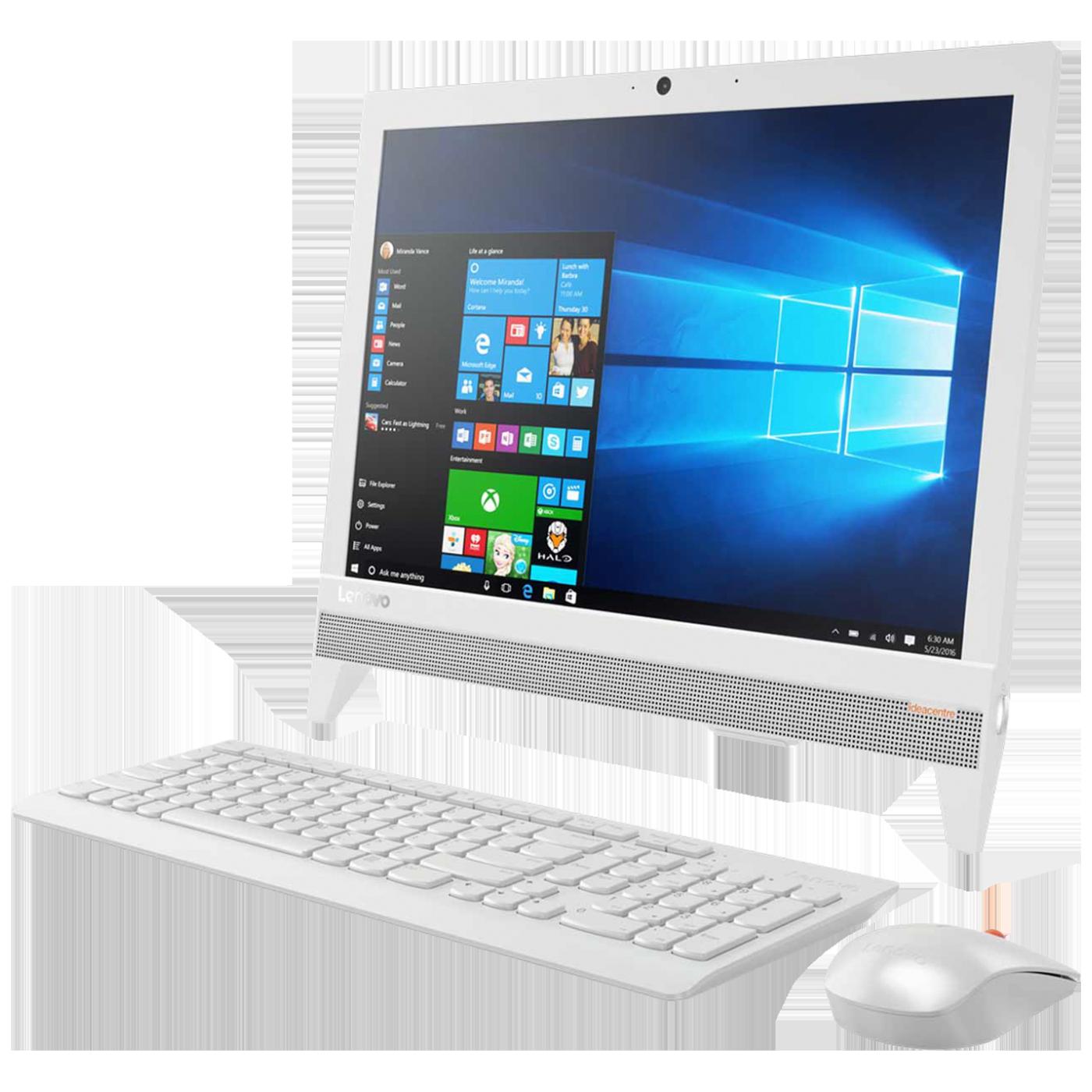 Lenovo - PC AiO LN 310-20IAP, F0CL004XRI