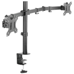 Stolni stalak za 2 monitora, 13 inch - 32 inch