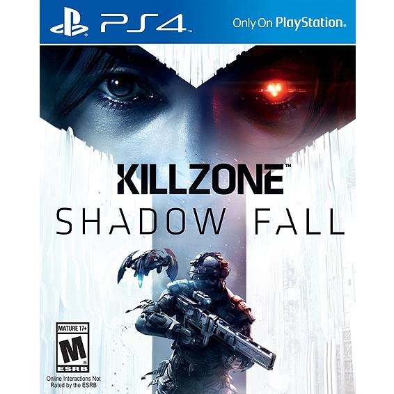KILLZONE SHADOW FALL PS4