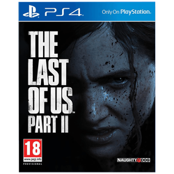 Igra  PlayStation 4: The Last of Us 2 Standandard Edition