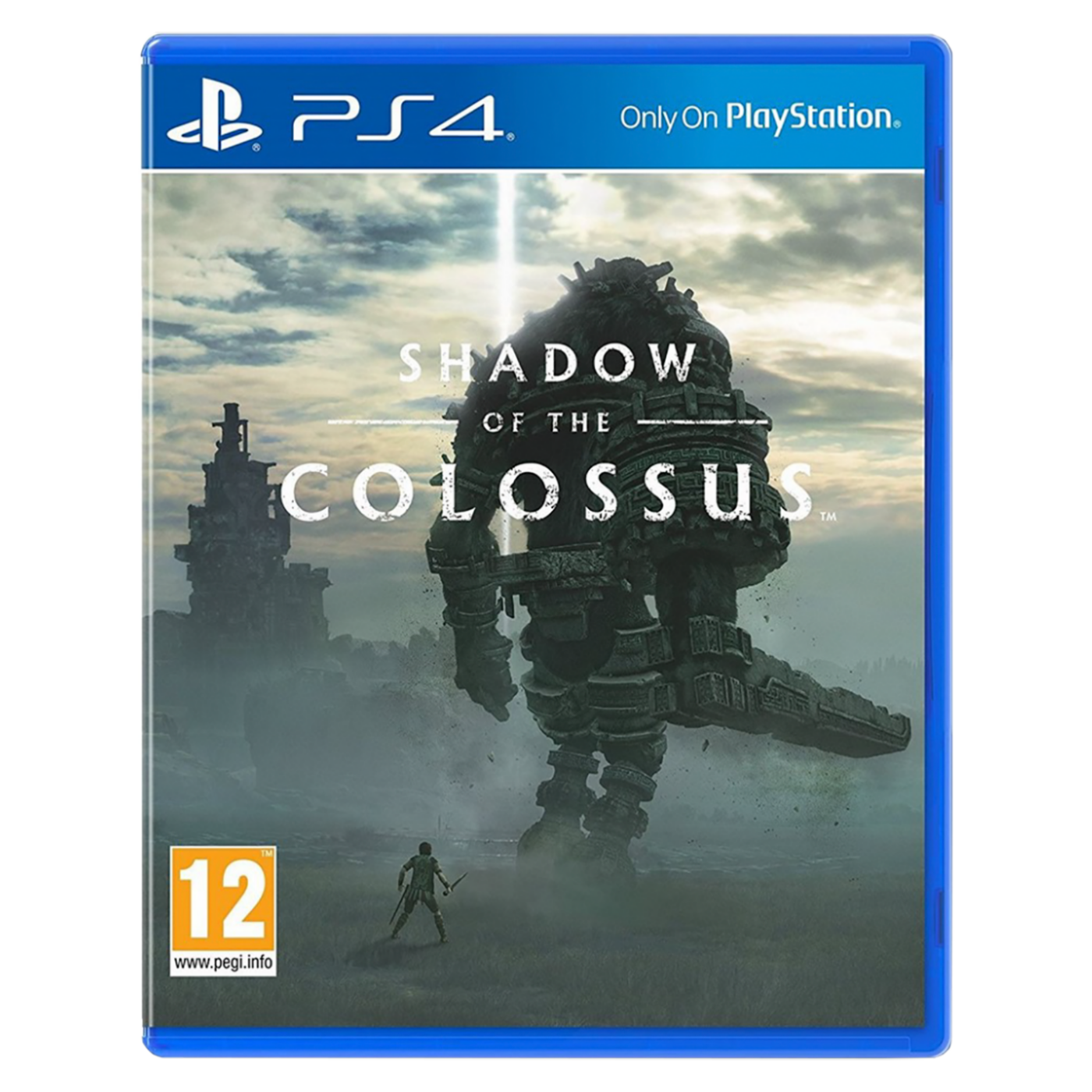 Shadow of the Colossus Stand.E. PS4