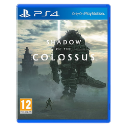 Sony - Shadow of the Colossus Stand.E. PS4
