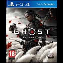 Igra  PlayStation 4: Ghost of Tsushima Standard Edition