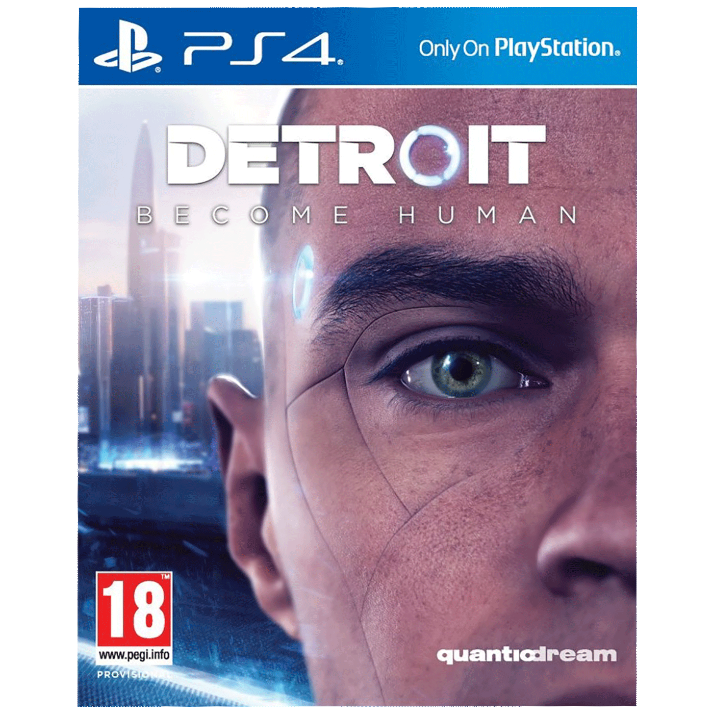 Sony - Detroit:Become Human PS4