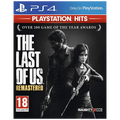 Sony - The Last of Us Remastered HITS PS4