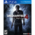 Sony - UNCHARTED 4: A THIEF'S END