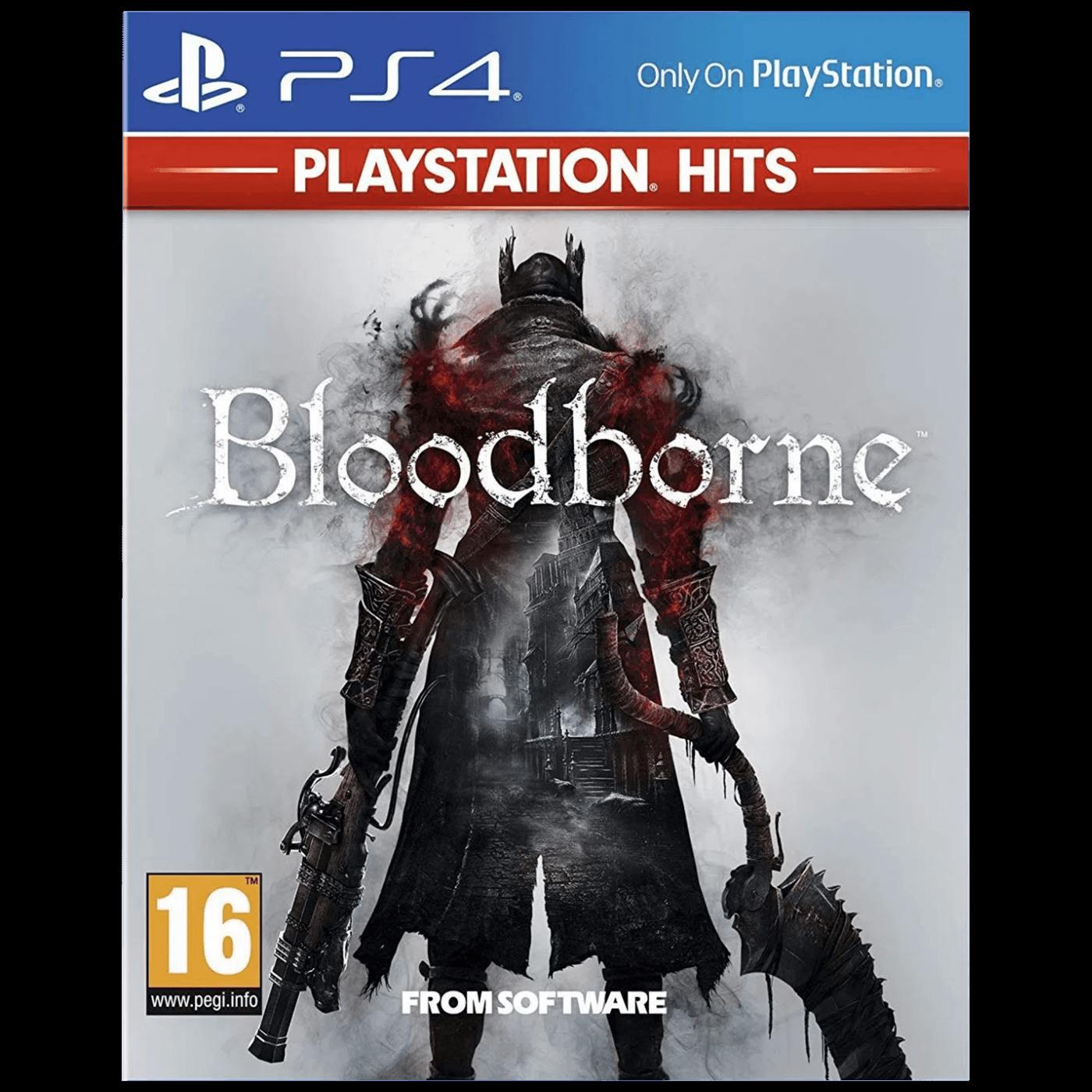Bloodborne PS4 HITS