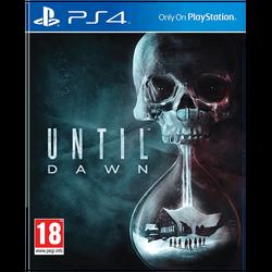 Igra PlayStaion 4: Until Dawn HITS