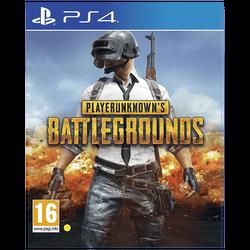Igra PlayStaion 4: PlayerUnknown's Battlegrounds PS4