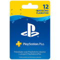 Sony - PS Plus Card 365 Days Hanger