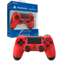 Sony - Dual Shock Controler V2 PS4-Red