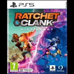 Igra PlayStation 5: Ratchet & Clank: Rift Apart