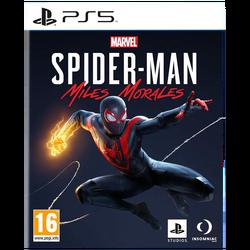 Igra PlayStation 5, Marvel's Spider-Man Miles Morales