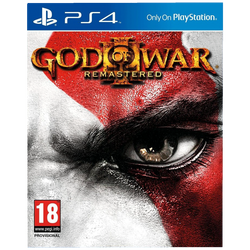 Sony - God Of War 3 Remastered PS4