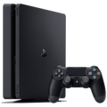 Sony - Play Station 4 500 GB Slim E Black