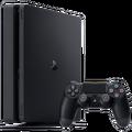 Sony - Play Station 4 500 GB Slim E Black