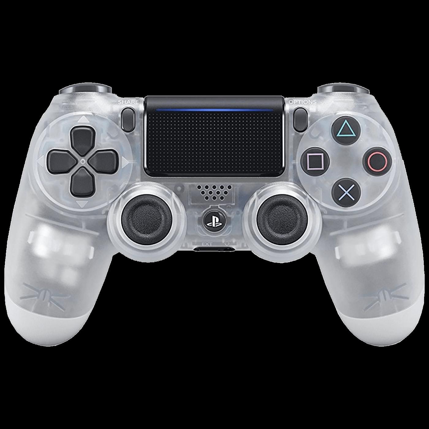 Sony - Dualshock Controller v2 Crystal