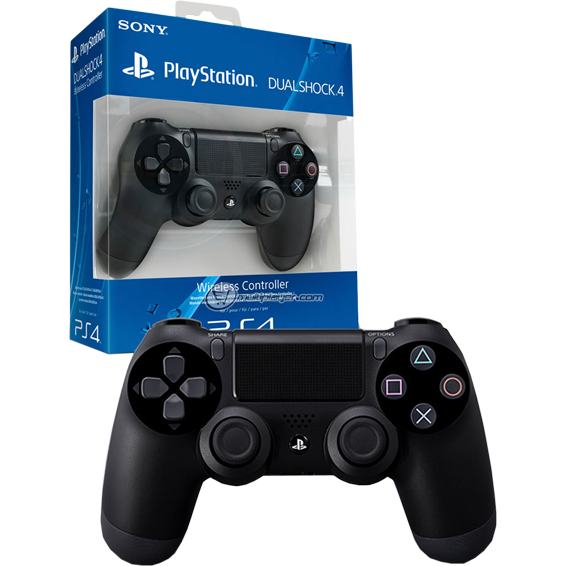Sony - Dual Shock Controler V2 PS4-Black