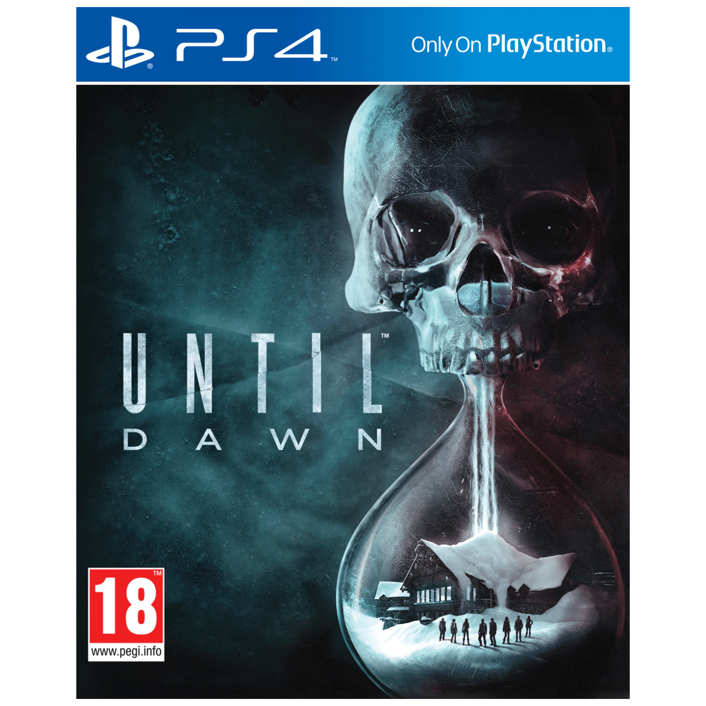 UNTIL DAWN EXTENDED D1 EDITION PS4