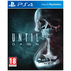 Sony - UNTIL DAWN EXTENDED D1 EDITION PS4