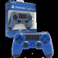 Sony - Dual Shock Controler V2 PS4-Blue