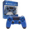 Sony - Dual Shock Controler V2 PS4-Blue