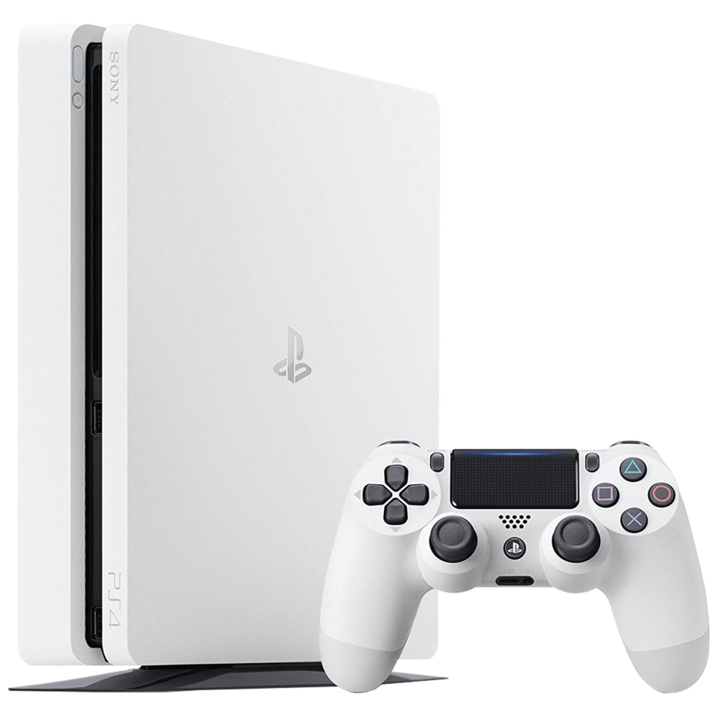 Play Station 4 500 GB Slim E White