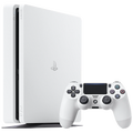 Sony - Play Station 4 500 GB Slim E White