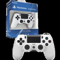 Bežični kontroler za PlayStation 4 - bijeli