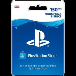Nadopuna,  PlayStation Live Card