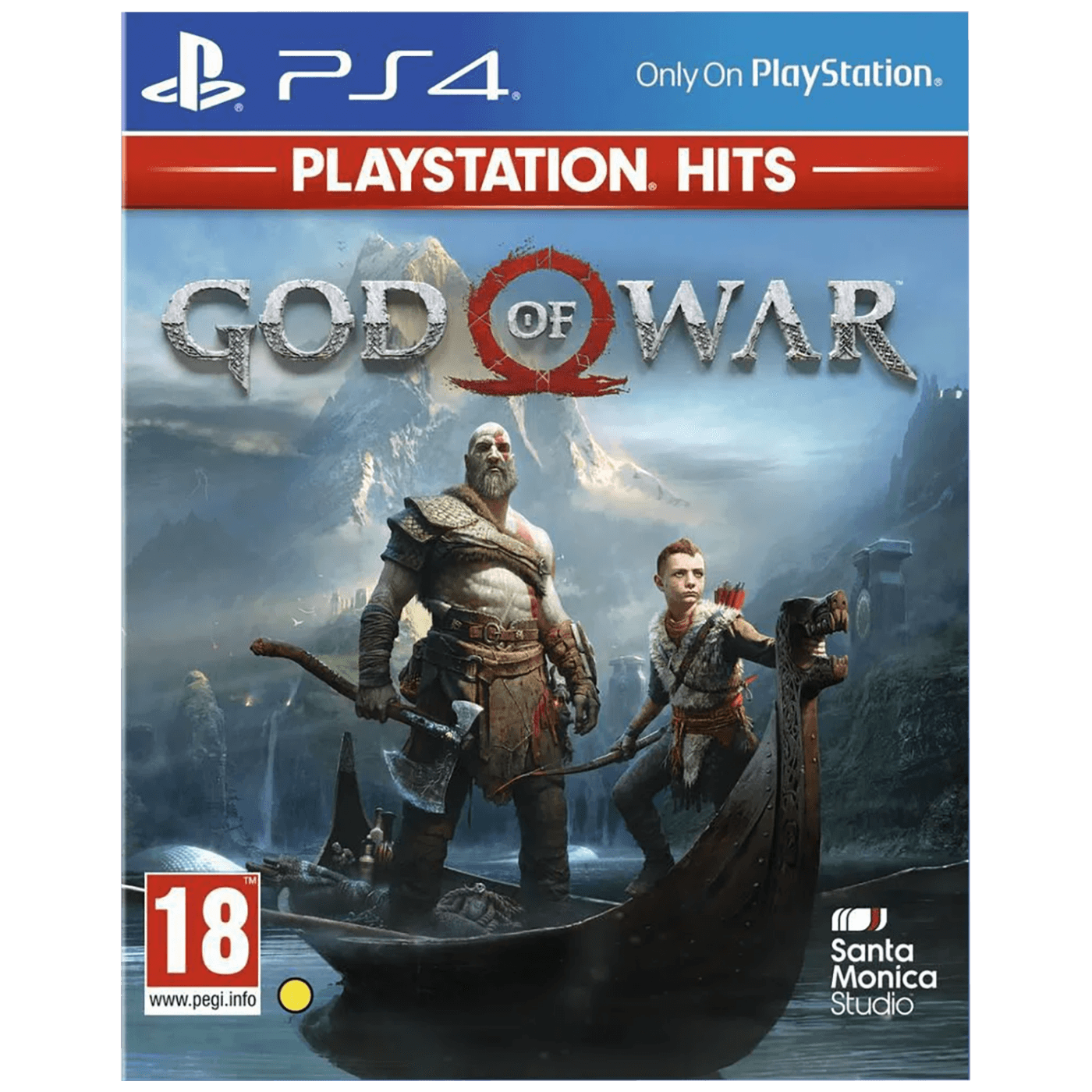 Sony - God of War HITS PS4