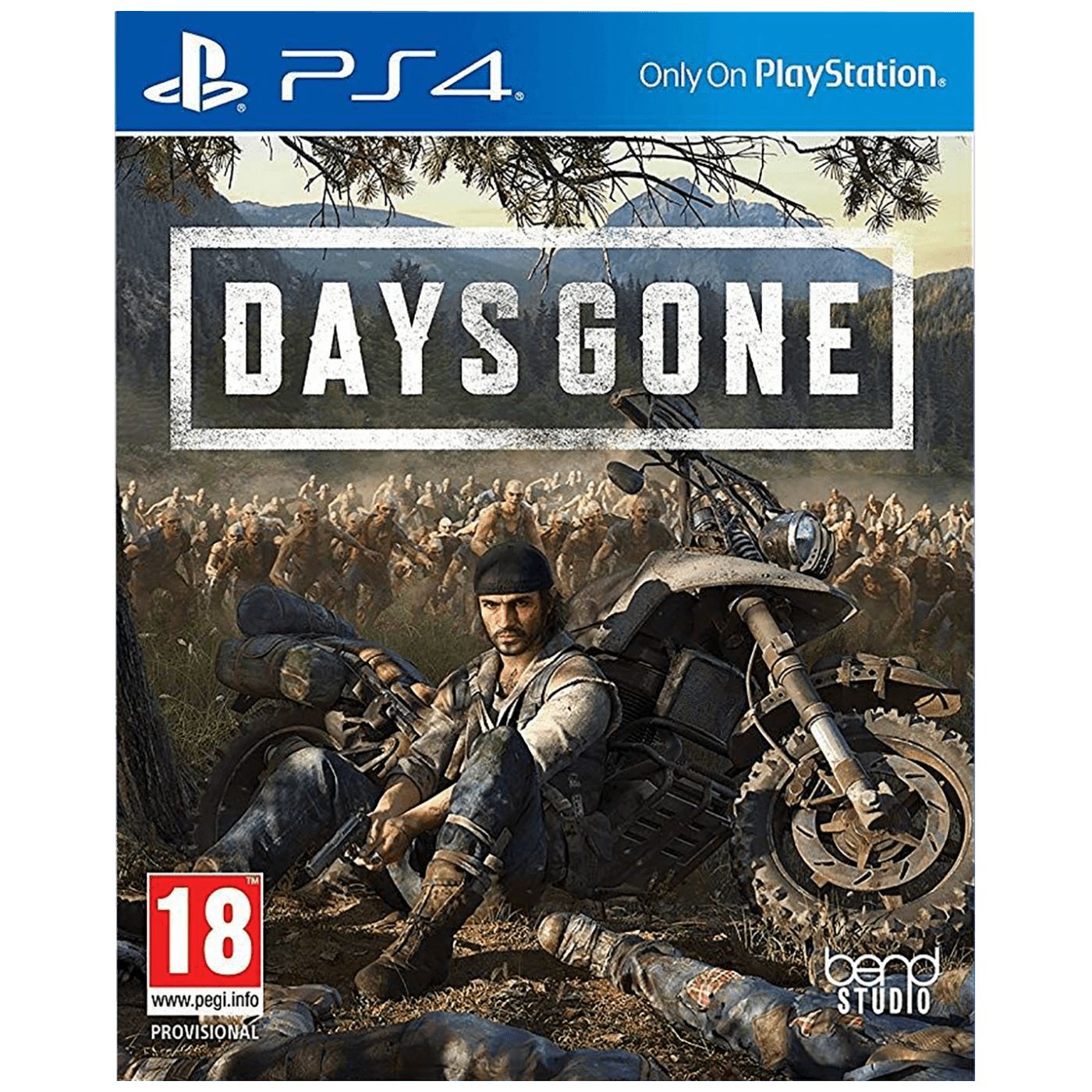 Sony - Days Gone Standard Edition PS4