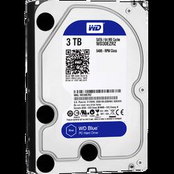 Hard disk 3,5 inch, 3TB, Caviar Blue, 5400 rpm, 64MB