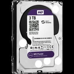 Hard disk 3,5 inch, 3TB, Caviar Purple, pog. za video nadzor