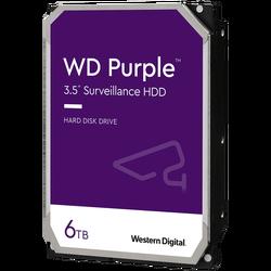 Hard disk 3,5 inch, 6TB, Caviar Purple, pog. za video nadzor