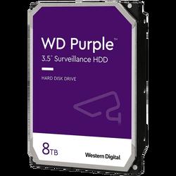 Hard disk 3,5 inch, 8TB, Caviar Purple, pog. za video nadzor