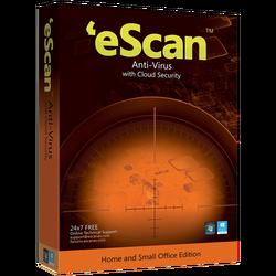 eScan Anti-Virus & Cloud Security