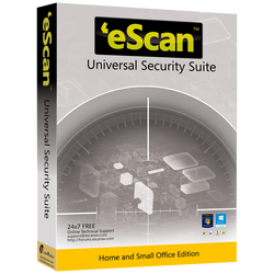 eScan Anti-Virus, univerzal security